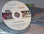 Kopia MP3 na płycie DVD
